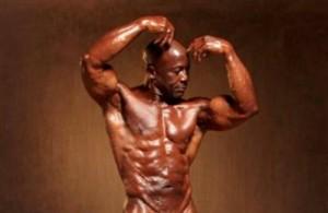 Jim Morris Bodybuilder Végétalien