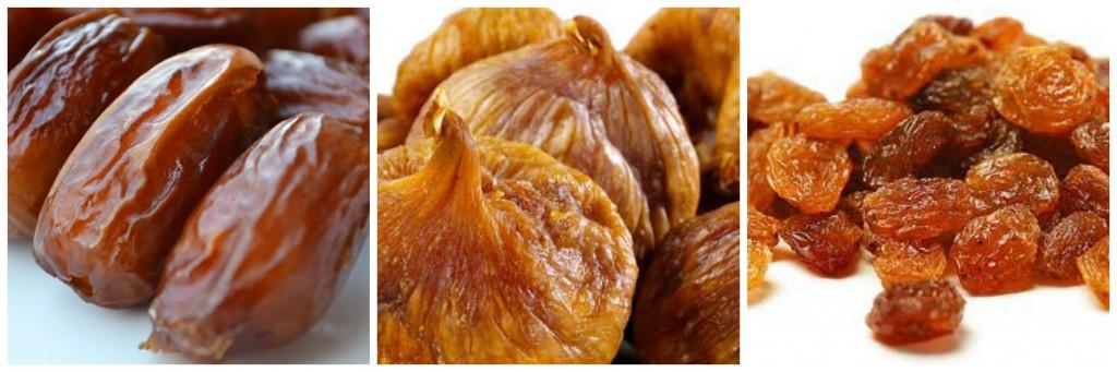 Fruits secs protéines végétales
