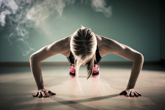 Musculation poids de corps