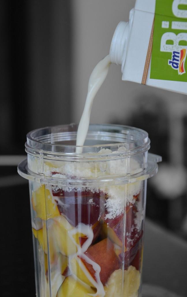 coco punch lait végétal