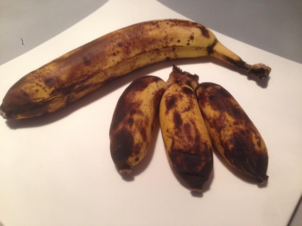 alimentation vivante banane