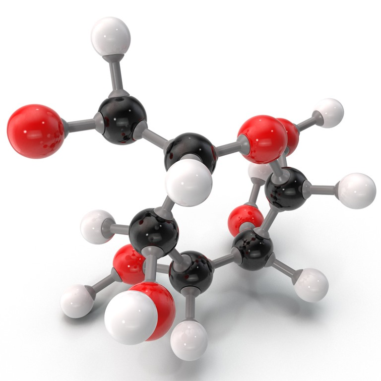 Molecule sucre