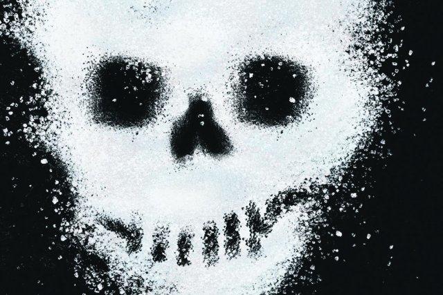 tête de mort sucre