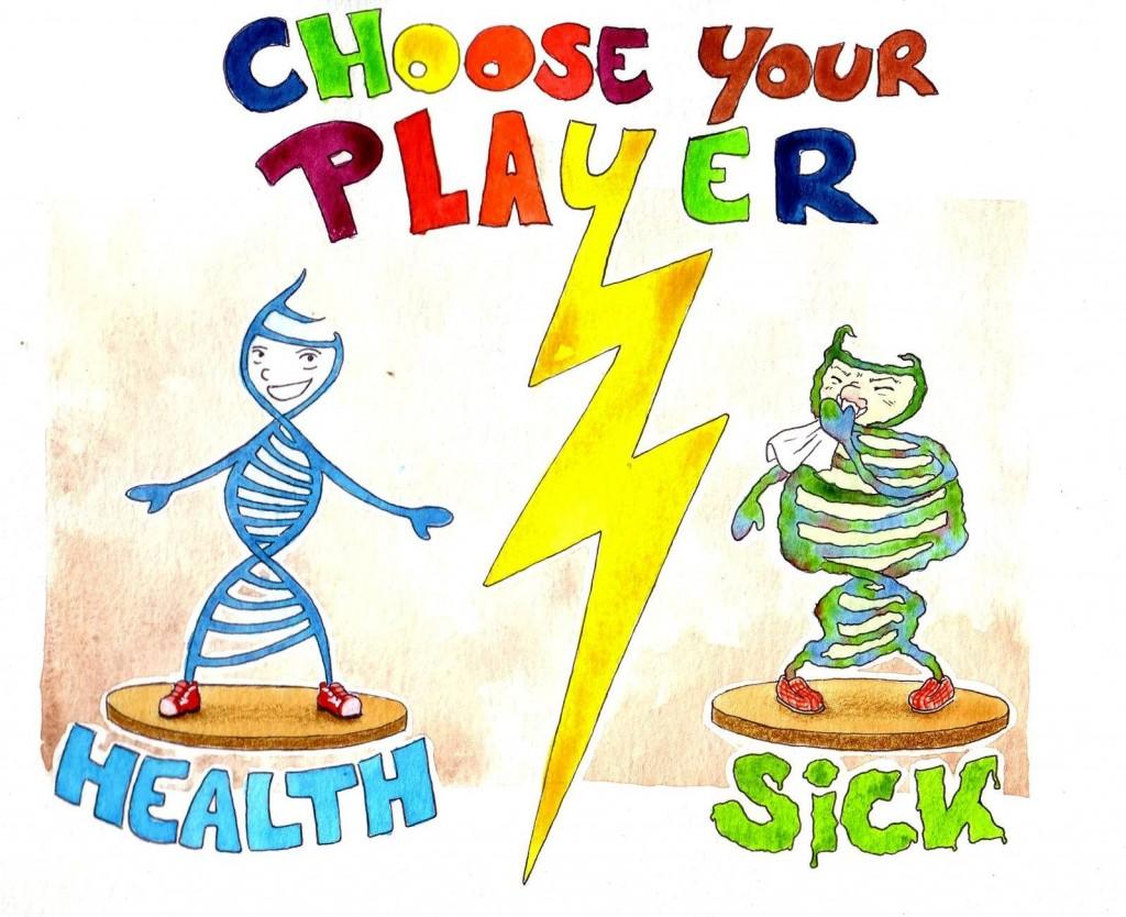 épigénétique choose your player