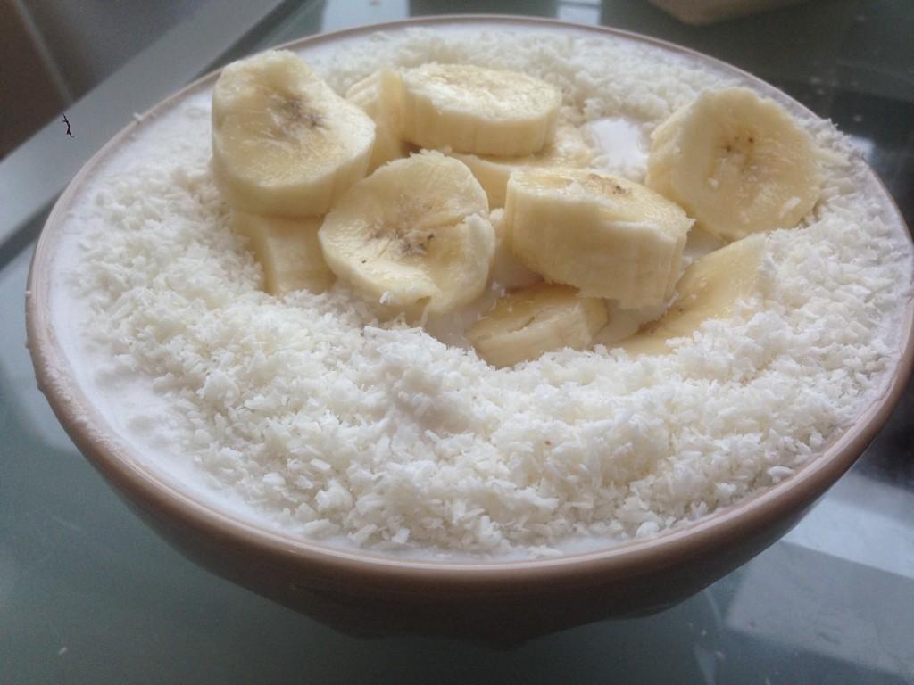 délice lait de coco