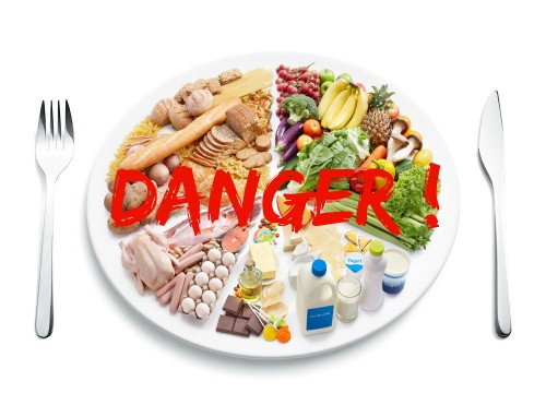 Manger équilibré danger