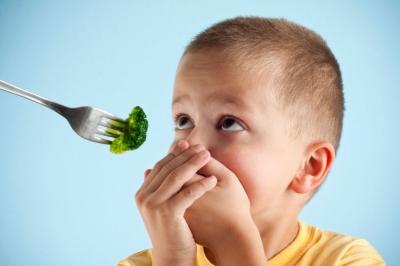 je n'aime pas les légumes