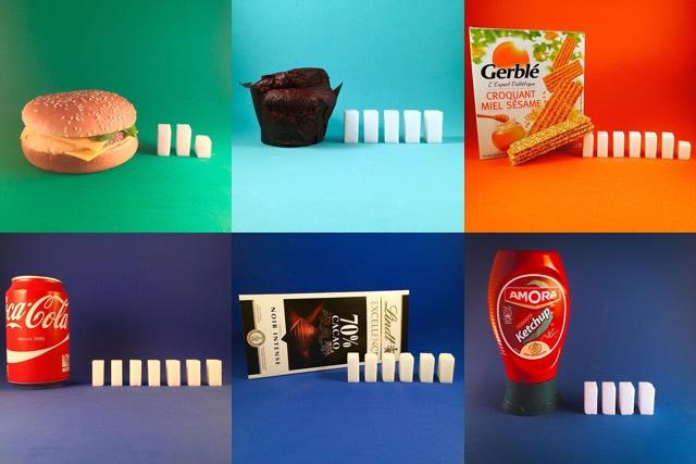 sucre dans nos aliments
