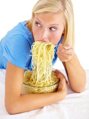 manger des féculents sportifs