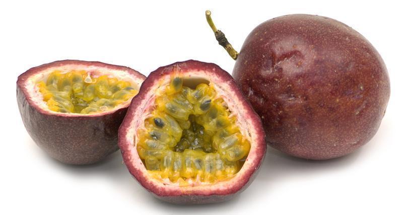 Fruits de la passion antioxydants