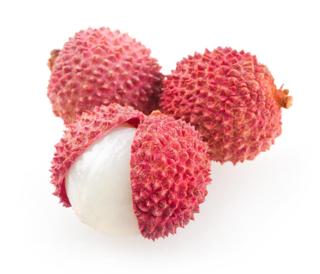 Litchi antioxydants