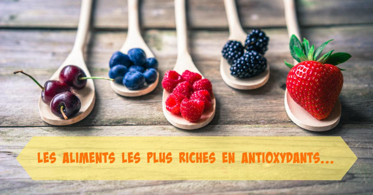 les 20 aliments contenant le plus d 39 antioxydants pour pr venir le vieillissement cellulaire. Black Bedroom Furniture Sets. Home Design Ideas