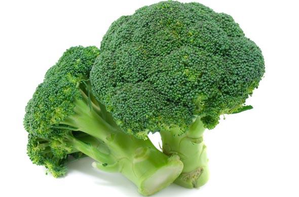 antioxydants brocoli