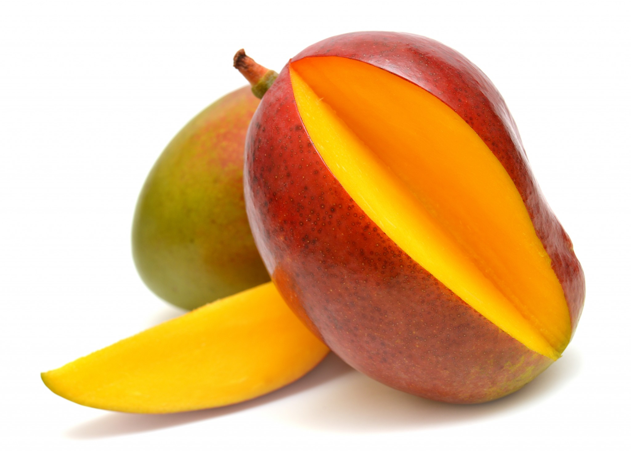 antioxydants de mangue