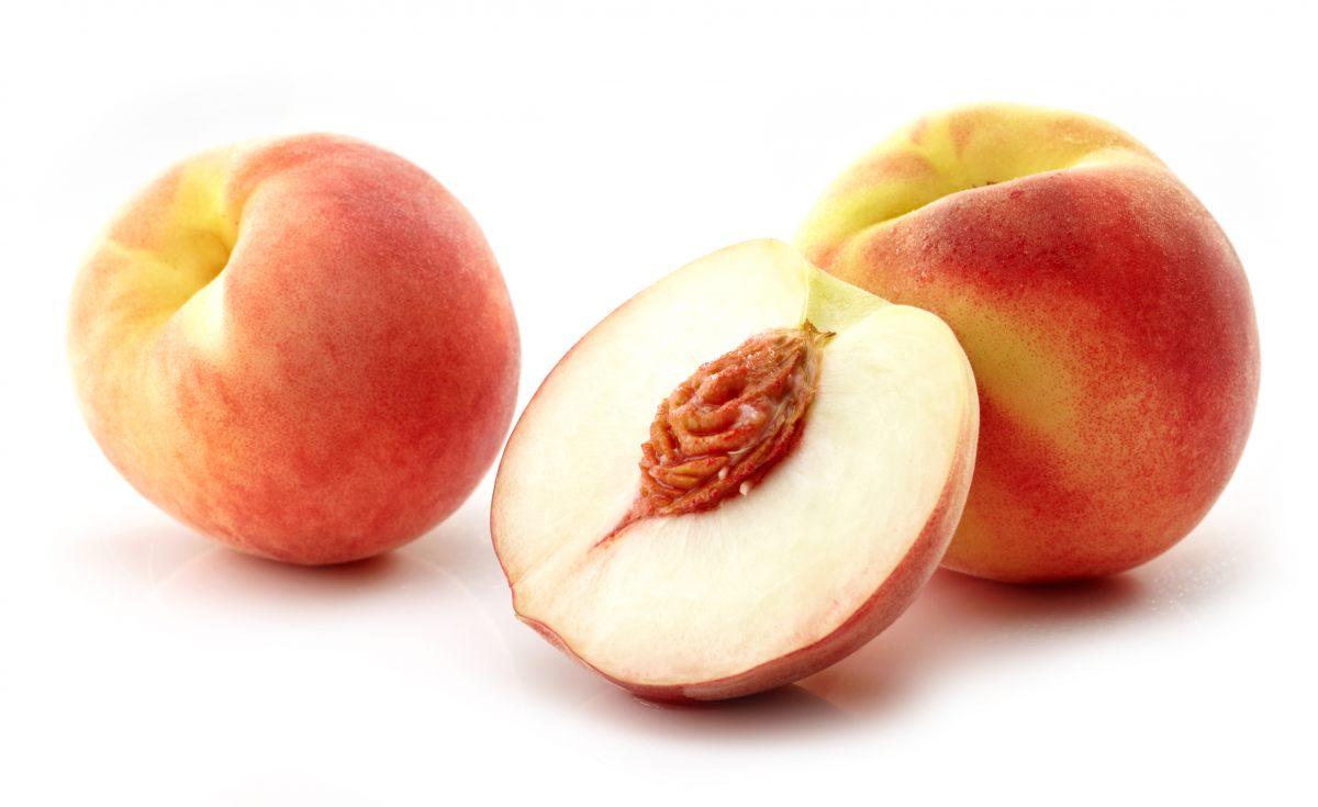 nectarine blanche antioxydants