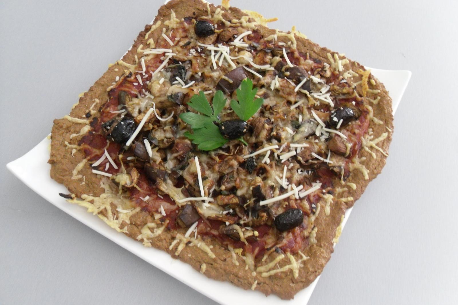 Enfin une recette de pizza saine et qui ne fait pas - Aliment coupe faim qui ne fait pas grossir ...