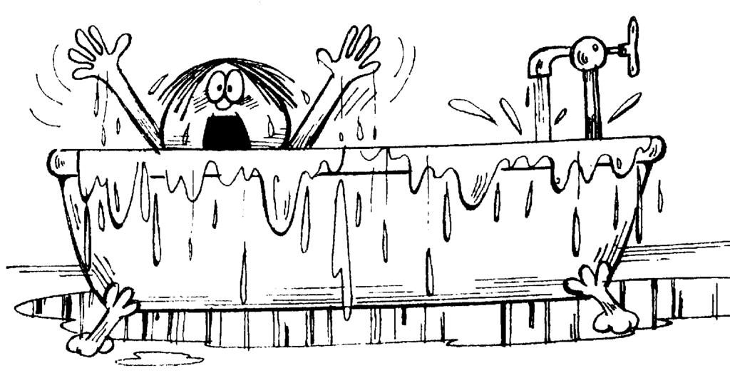 baignoire niveau energétique corps