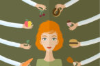 grignotage combattre faim