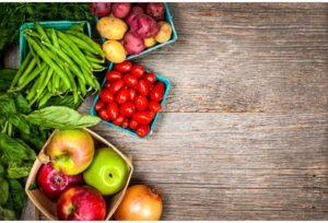 Manger Vivant pour un corps plus fort !