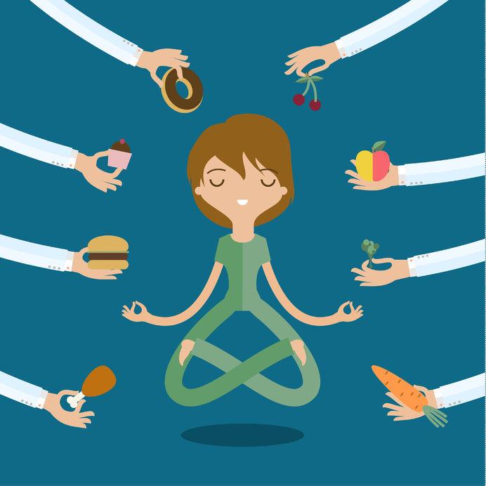 méditation pleine conscience fringuales boulimie