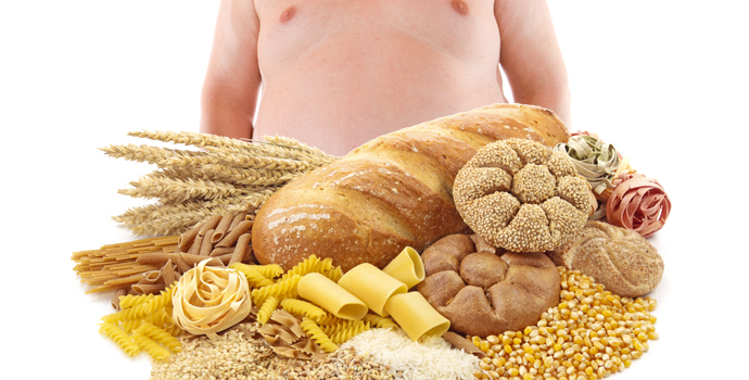 feculents blancs indice glycémique prise de poids
