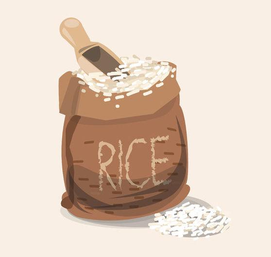 Sac de riz achat en gros