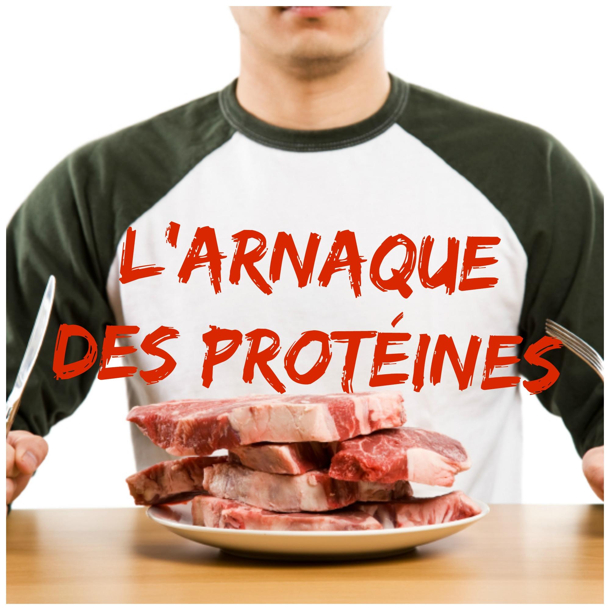 arnaque des protéines