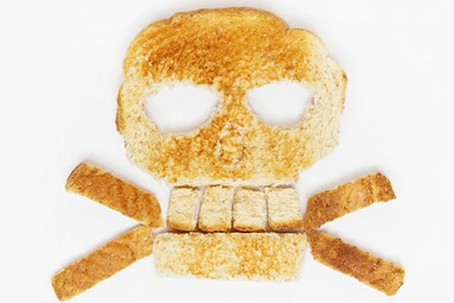 danger gluten
