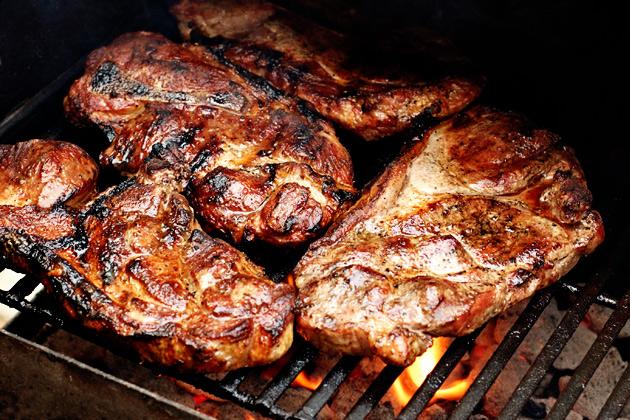 viande cuite réaction maillard acrylamide