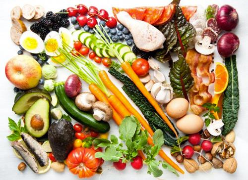 alimentation vivantes bonnes calories