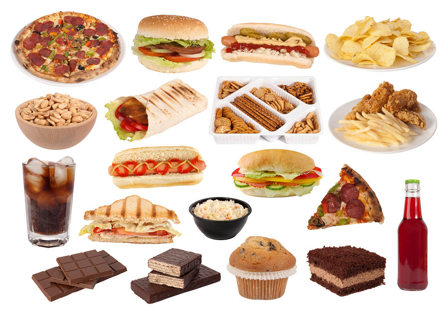 malbouffe calorie vide junk food